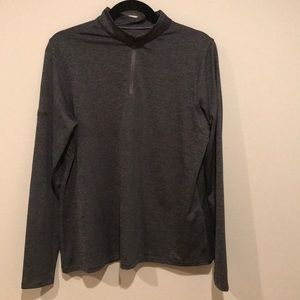 Under Armour Gray Pullover w Moet Hennessy logo
